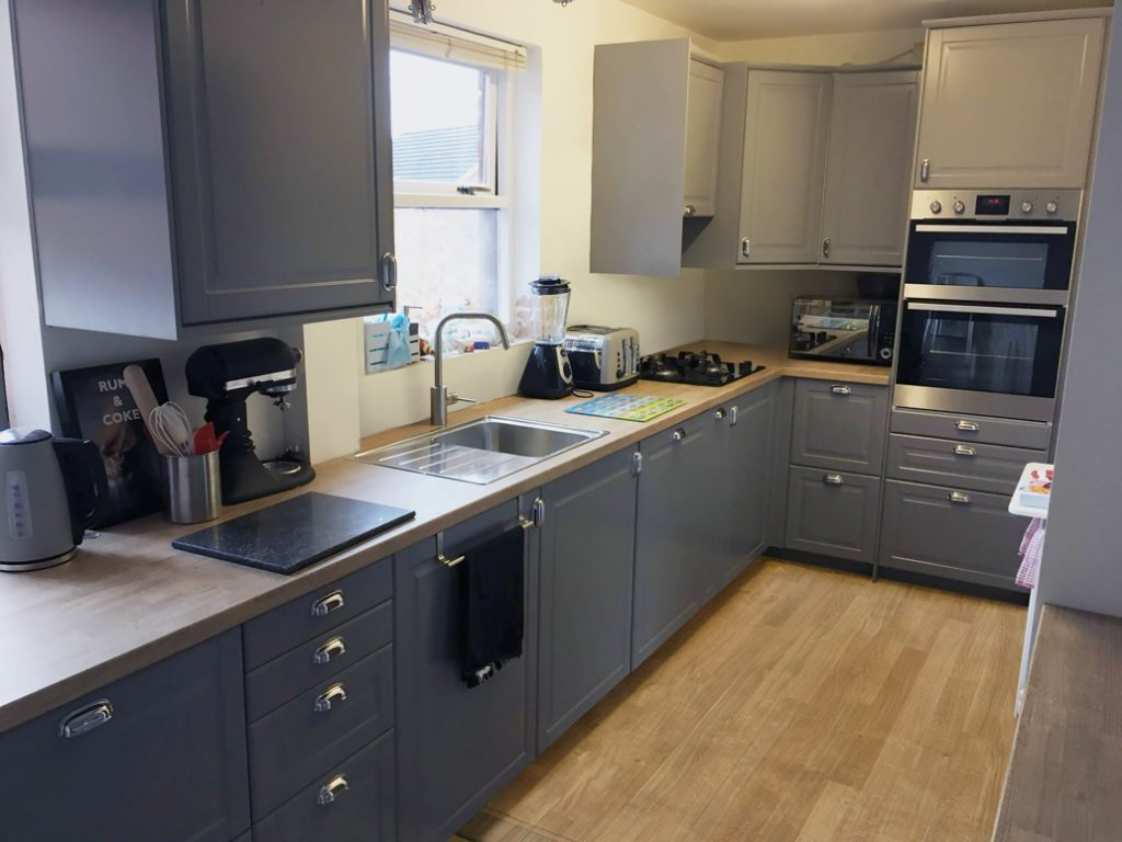 kitchen example by Ian